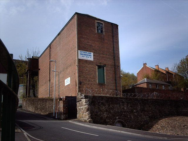 Old Mill Building