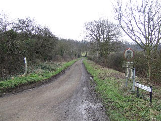 King John's Lane
