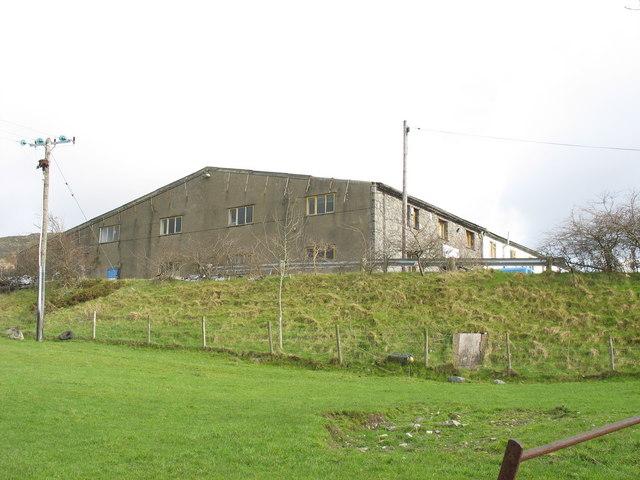 International Safety Components Factory, Deiniolen