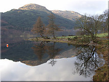 NN4919 : Loch Voil by Andrew Smith