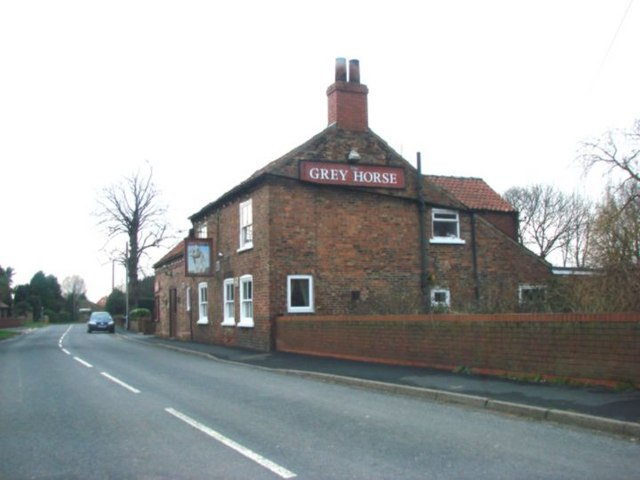 The Grey Horse, Kellfield