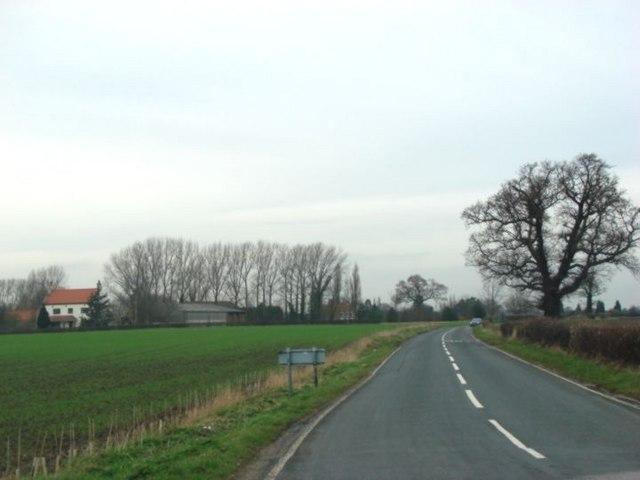 Kellfield Road