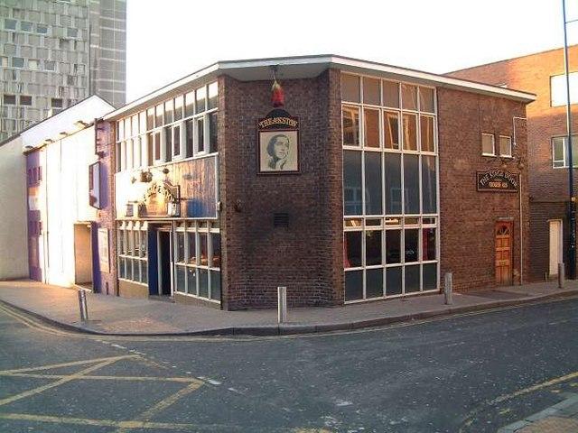 Stage Door Public House, Hanley