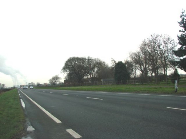 Green Lane Farm, A19