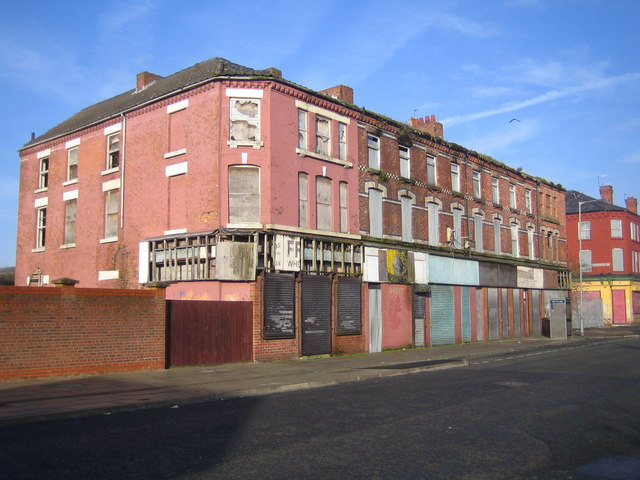 Liverpool: Granby Street, Princes Park, L8