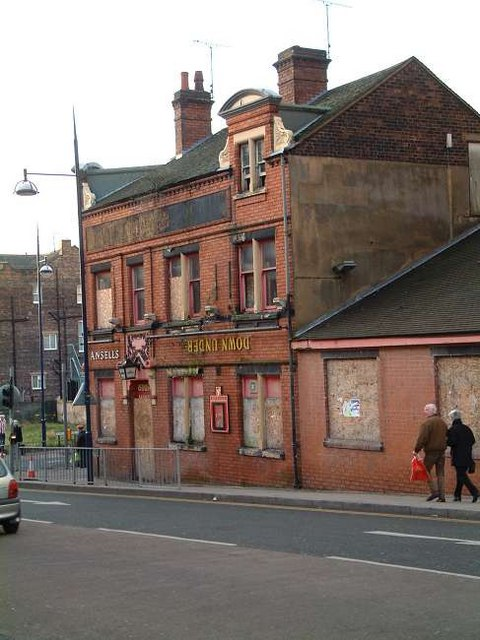 Down Under Public House, Hanley