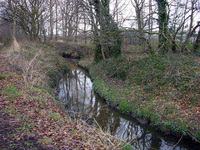 Spath Brook, Handforth, Cheshire