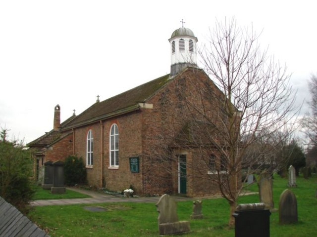 All Saints Church, Barlby