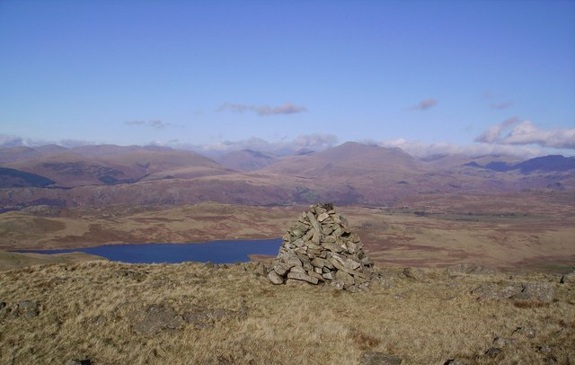 Cairn, Woodend Height