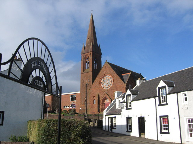 St. Andrews Church, West Kilbride