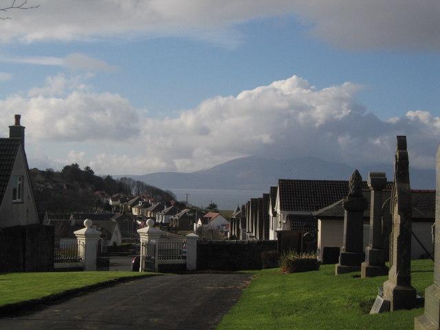 Cemetery, West Kilbride