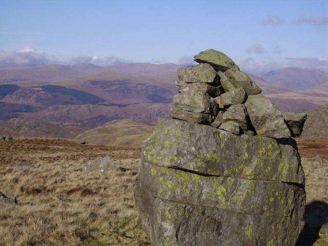 Cairn on a Rock