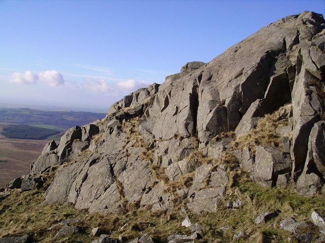 Crag, White Pike