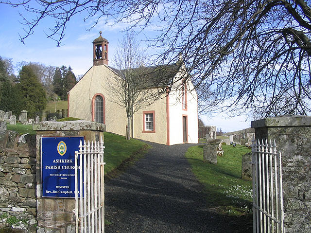 Ashkirk Parish Church