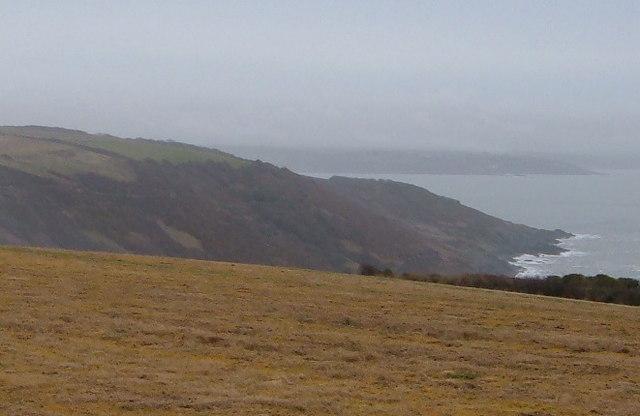 South Coast of Rame Peninsula