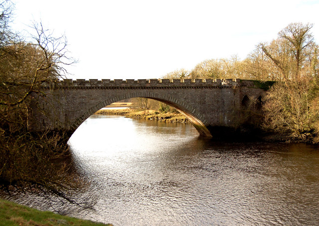 Tongland Bridge, Kirkcudbright