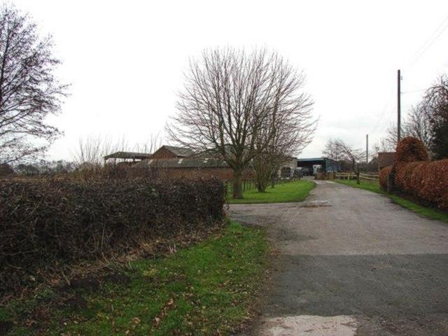 Henwick Hall Farm