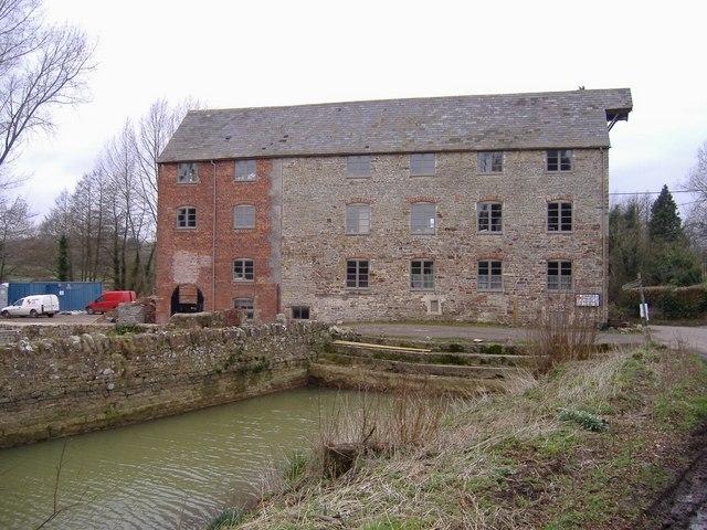 Huntingford mill