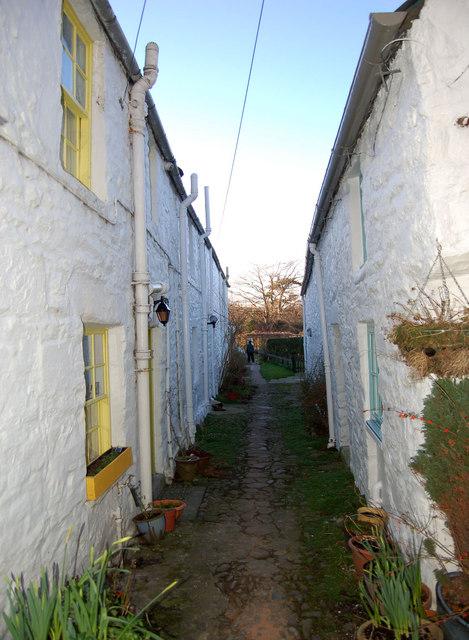 Cottages, Kirkcudbright