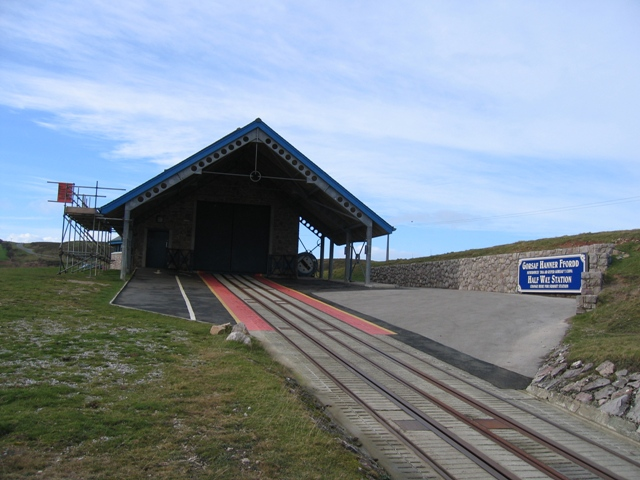 Great Orme Half Way Station