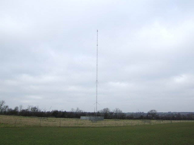 Little Kineton radio mast