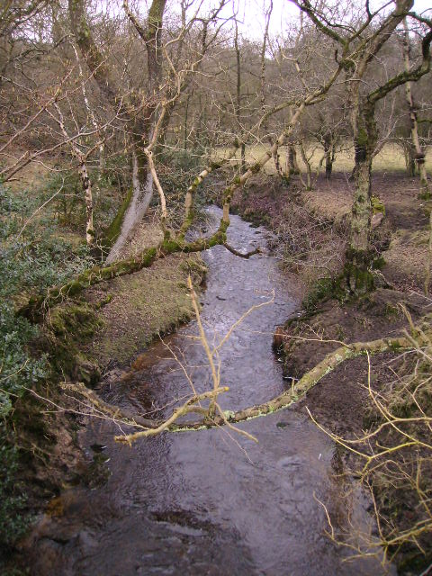 Crosscliff Beck near Keeper's Old House