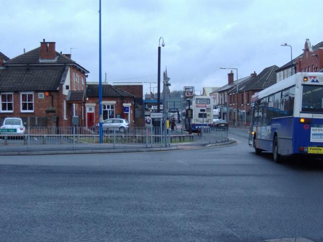Towards Blackheath High Street