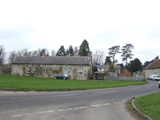 Cottages at Little Kineton