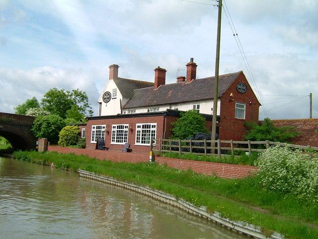 Bridge Inn, Napton on the Hill