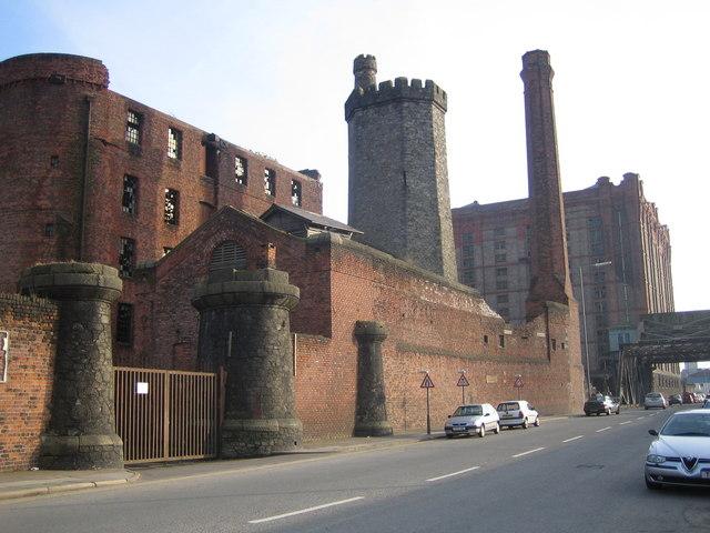 Liverpool: Stanley Dock Warehouse