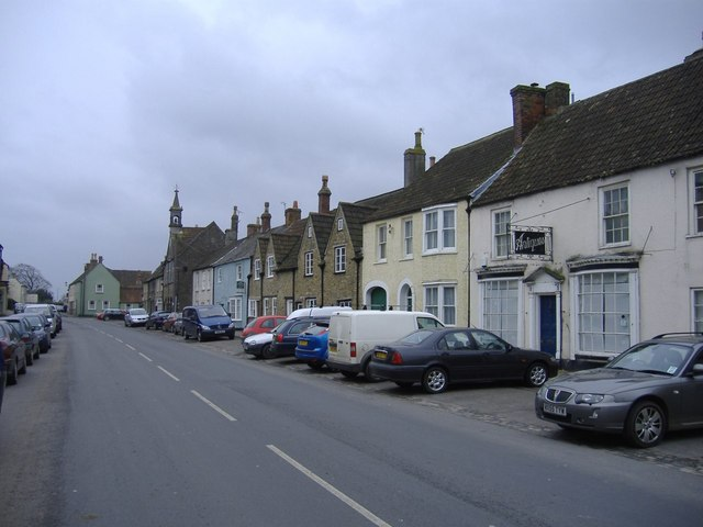 The High Street, Wickwar