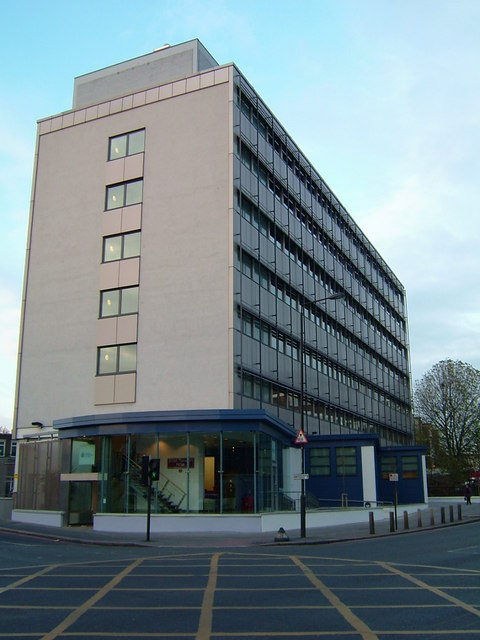 British Transport Police HQ, Camden