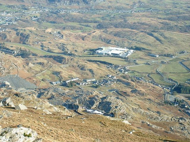 Slopes of Moel-yr-Hydd