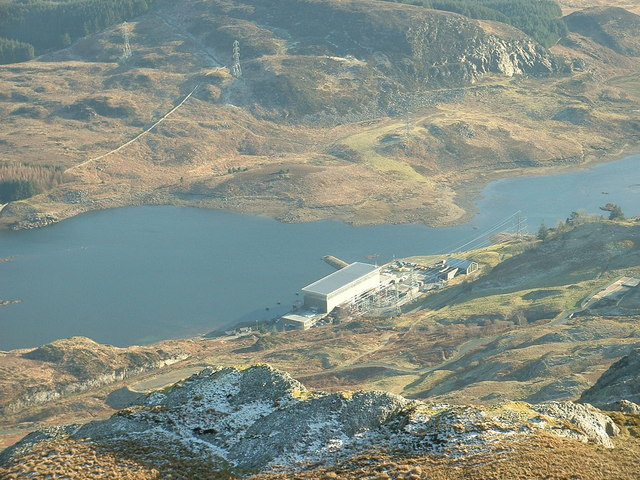 Ffestiniog Power Station