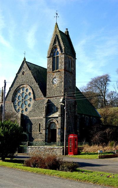 Rerrick Church, Dundrennan