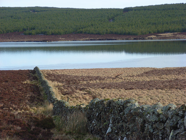 Earlsburn no. 2 Reservoir