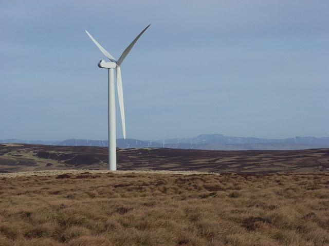 Wind turbine, Earlsburn