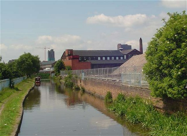 Caldon Canal at Ivy House
