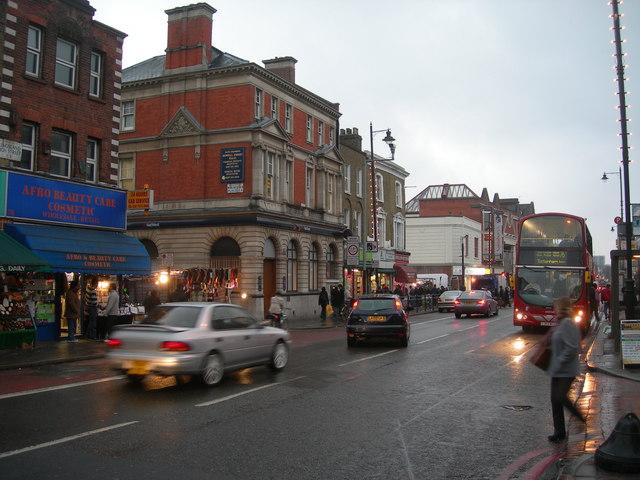 Kingsland High Street, E8