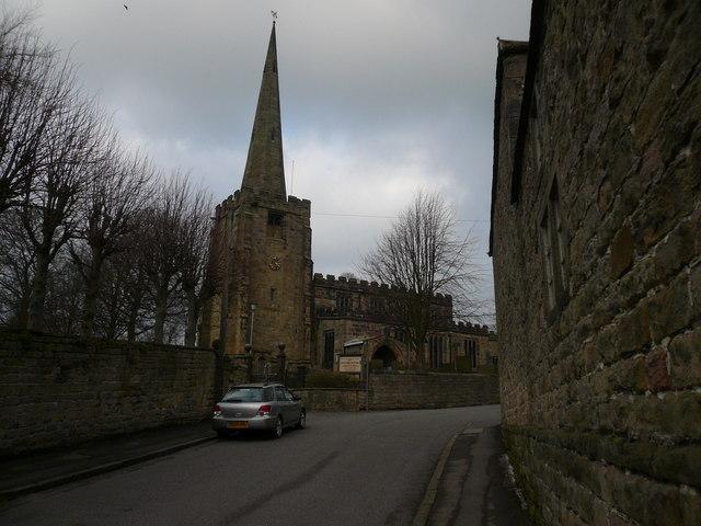 Ashover - All Saints Parish Church