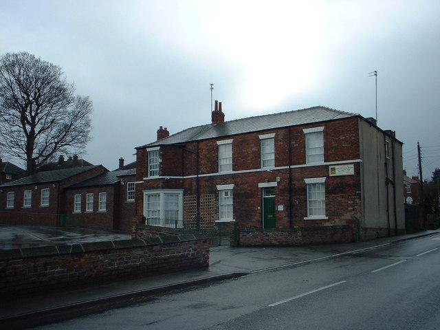 Sunny Hill House, Wrenthorpe Lane.
