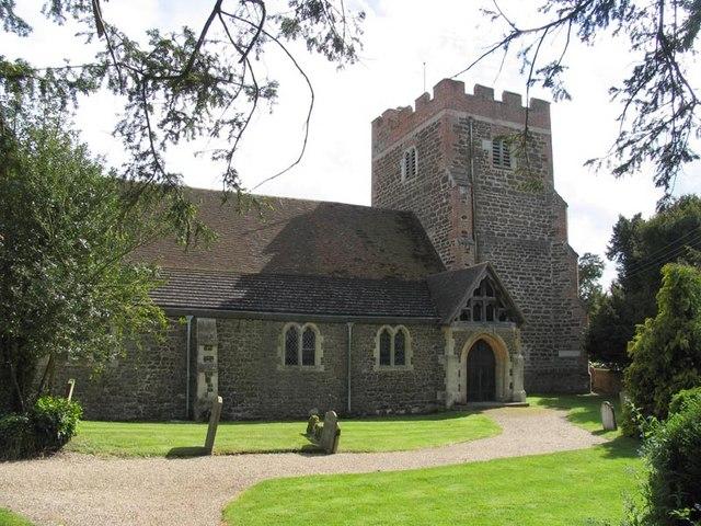 St Michael, Heckfield, Hants