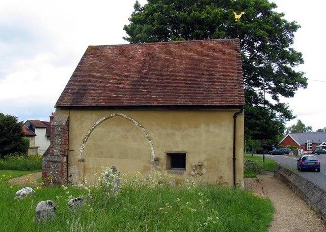St Peter Old Church, Stockbridge, Hants