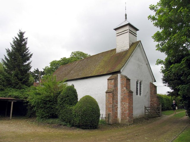 St Nicholas, Freefolk, Hants