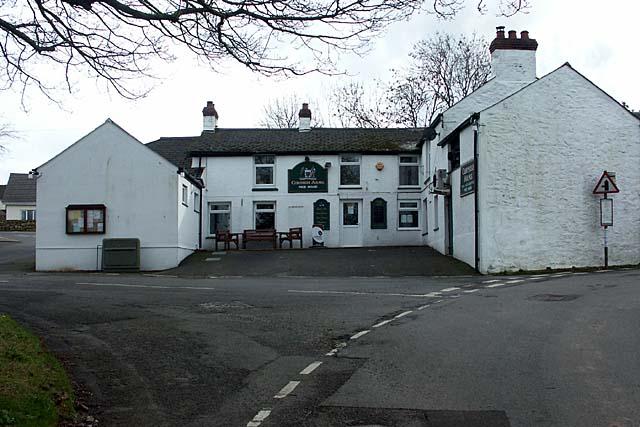 The Cornish Arms, Frogpool