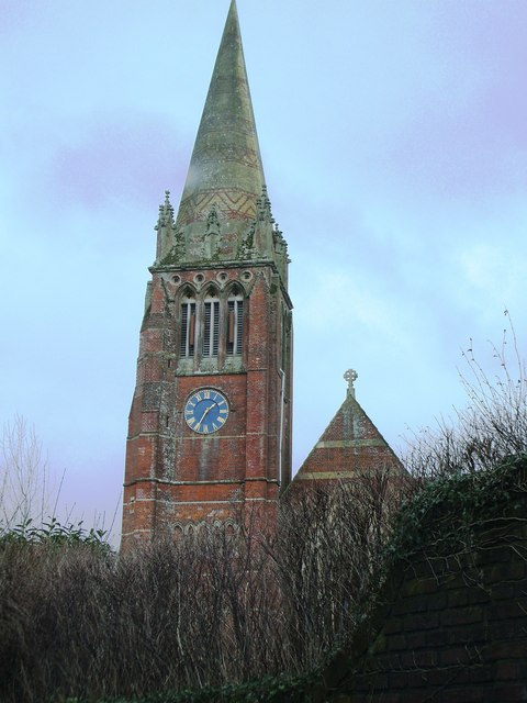St Michael and All Angels Church, Lyndhurst