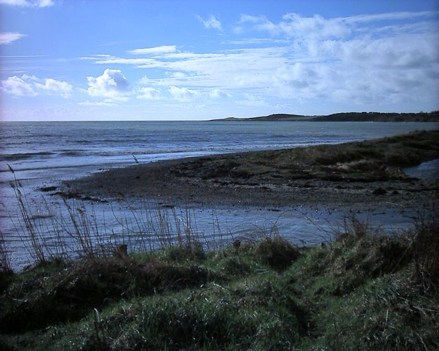 Estuary of Afon Wen