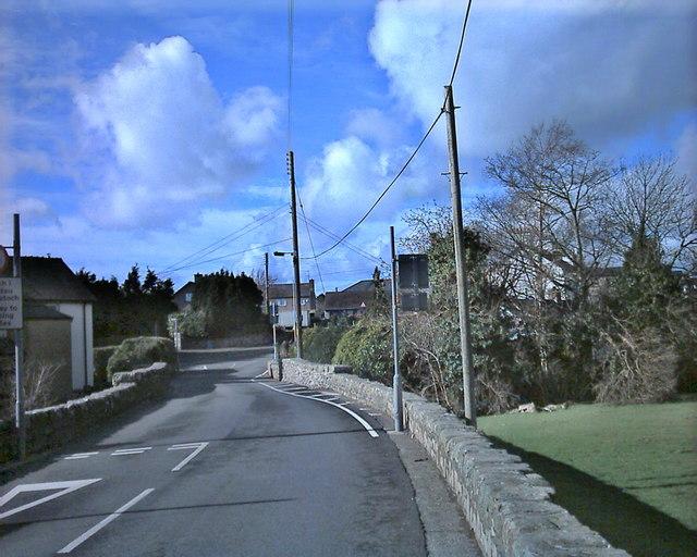Pont yr Inn Chwilog