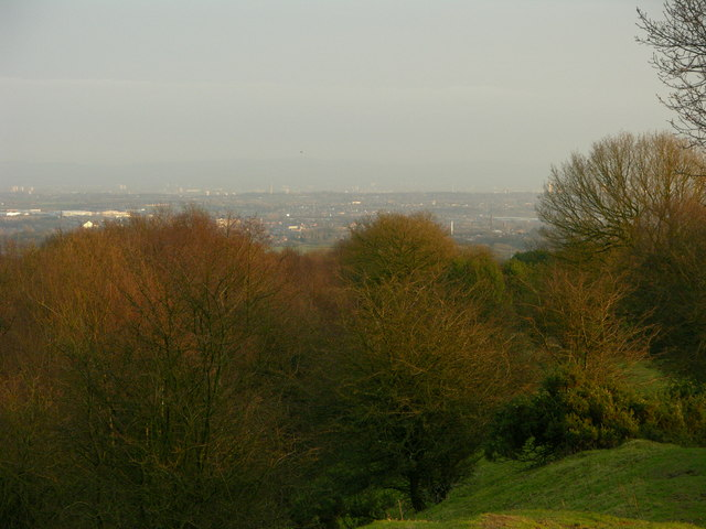Manchester from Redisher Wood