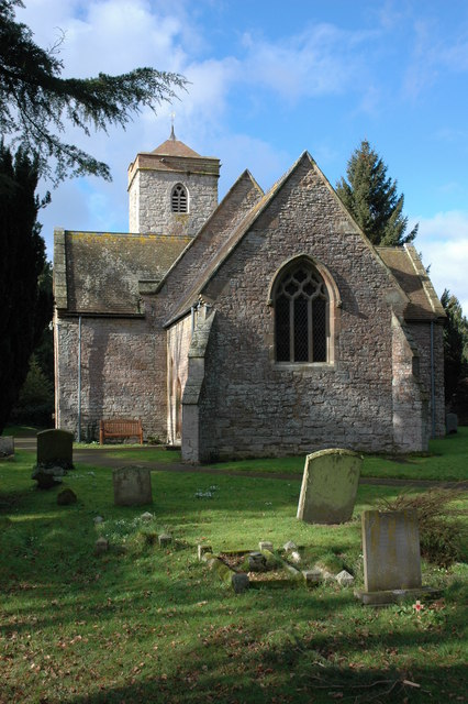 St Peter and St Paul's church, Birtsmorton